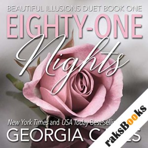 Eighty-One Nights audiobook cover art