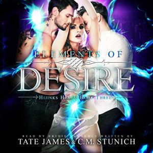 Elements of Desire audiobook cover art