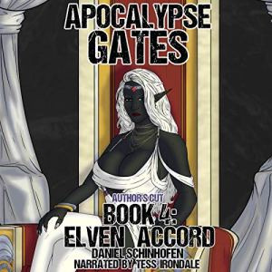 Elven Accord audiobook cover art