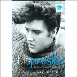 Elvis Presley audiobook cover art