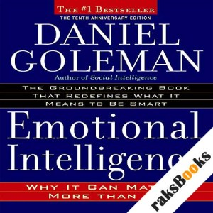 Emotional Intelligence, 10th Edition audiobook cover art