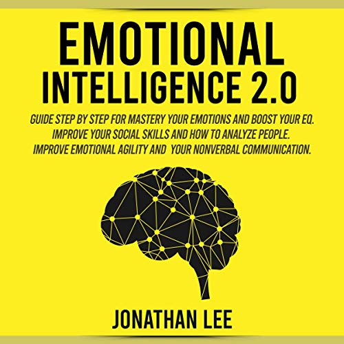 Emotional Intelligence 2.0 audiobook cover art