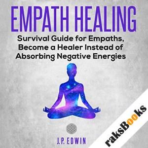 Empath Healing audiobook cover art