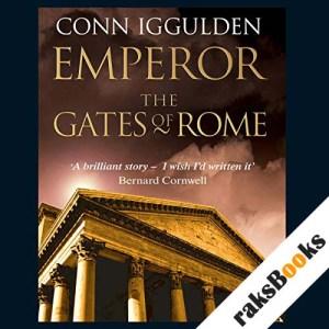 EMPEROR: The Gates of Rome, Book 1 (Unabridged) audiobook cover art