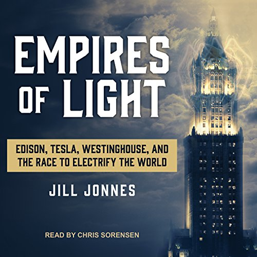 Empires of Light audiobook cover art