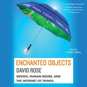 Enchanted Objects audiobook cover art