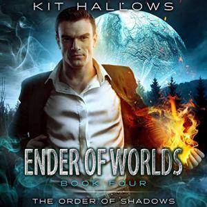 Ender of Worlds: A Morgan Rook Supernatural Thriller audiobook cover art