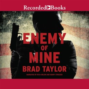Enemy of Mine audiobook cover art
