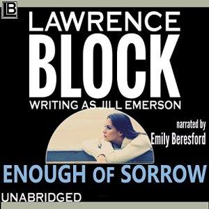 Enough of Sorrow audiobook cover art