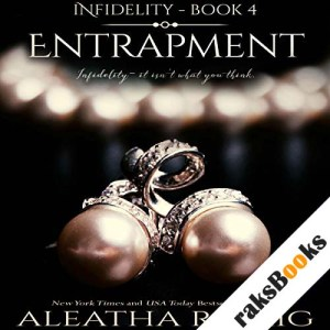 Entrapment audiobook cover art