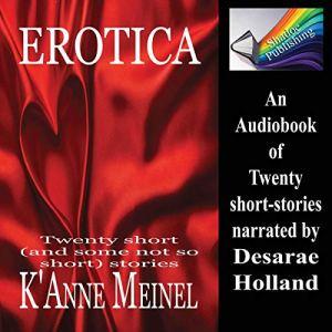 Erotica, Volume 1 audiobook cover art