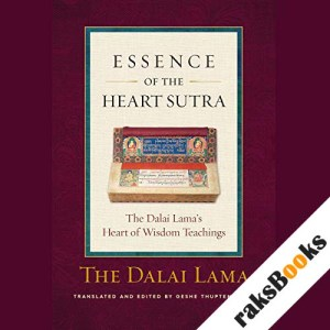 Essence of the Heart Sutra audiobook cover art