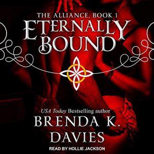 Eternally Bound audiobook cover art