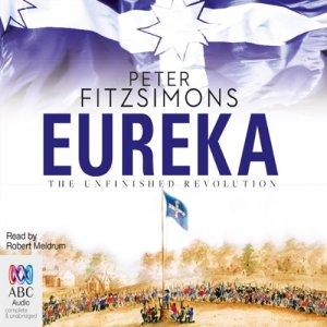 Eureka audiobook cover art