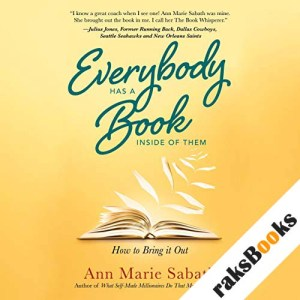 Everybody Has a Book Inside of Them audiobook cover art