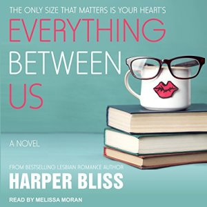 Everything Between Us audiobook cover art