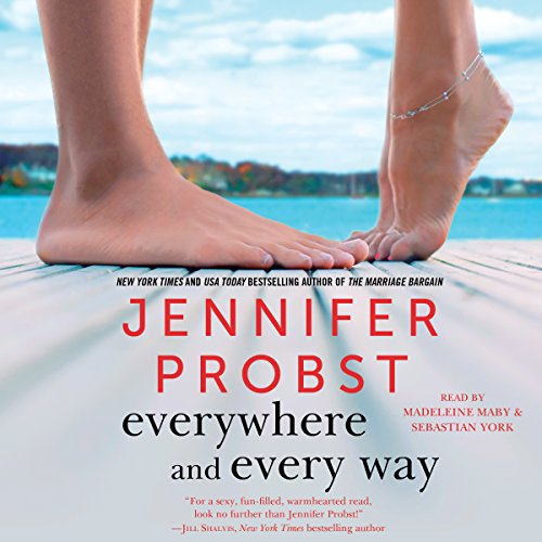 Everywhere and Every Way audiobook cover art