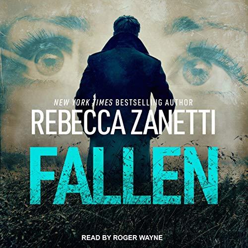 Fallen audiobook cover art