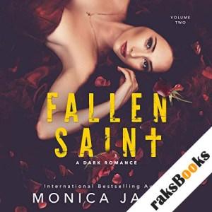 Fallen Saint audiobook cover art