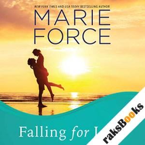 Falling for Love audiobook cover art