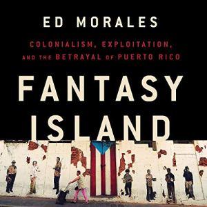 Fantasy Island audiobook cover art