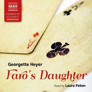 Faro's Daughter audiobook cover art