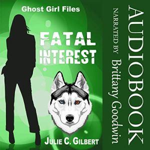 Fatal Interest audiobook cover art