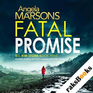 Fatal Promise audiobook cover art