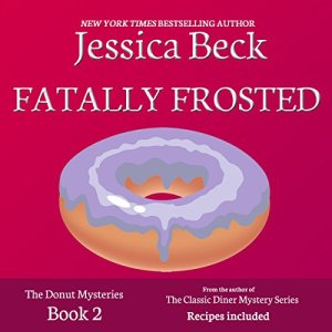 Fatally Frosted audiobook cover art