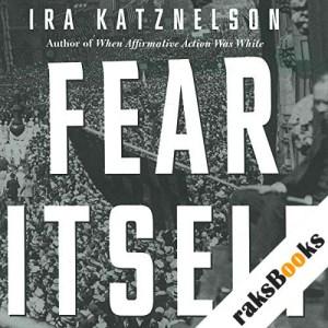 Fear Itself audiobook cover art