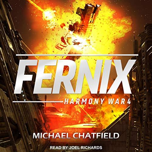 Fernix audiobook cover art
