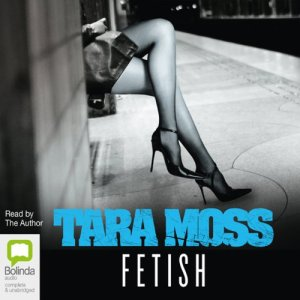 Fetish audiobook cover art