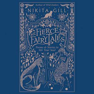 Fierce Fairytales audiobook cover art
