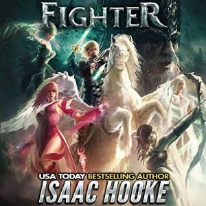 Fighter audiobook cover art