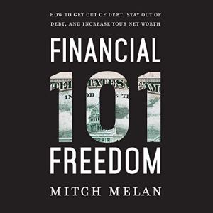Financial Freedom 101 audiobook cover art