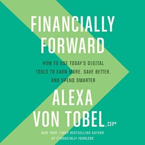 Financially Forward audiobook cover art