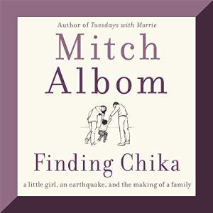 Finding Chika audiobook cover art
