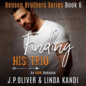 Finding His Trio audiobook cover art