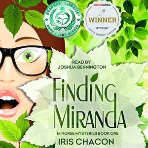 Finding Miranda audiobook cover art