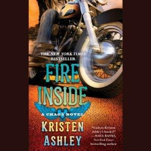 Fire Inside audiobook cover art