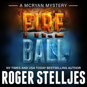 Fireball audiobook cover art
