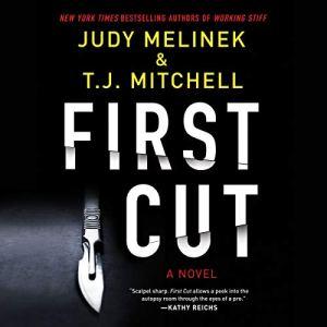 First Cut audiobook cover art