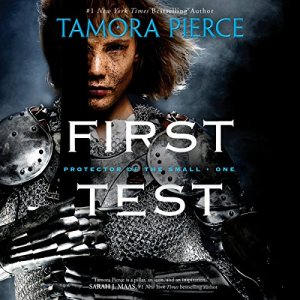 First Test audiobook cover art