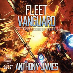 Fleet Vanguard audiobook cover art