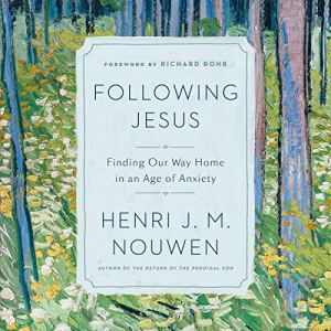 Following Jesus audiobook cover art