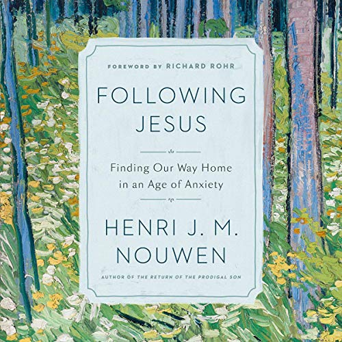 Following Jesus audiobook cover art