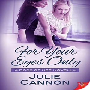 For Your Eyes Only audiobook cover art