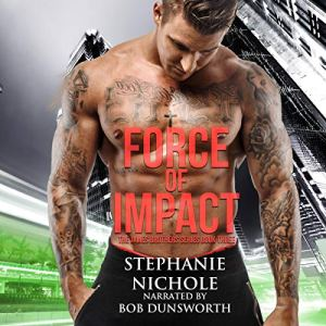 Force of Impact audiobook cover art