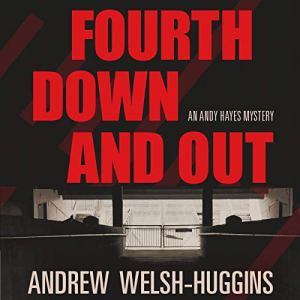 Fourth Down and Out audiobook cover art