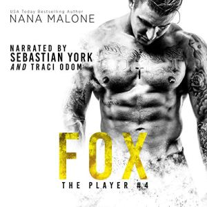 Fox audiobook cover art
